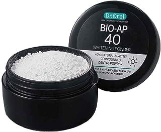 ドクターオーラル (Dr.Oral) Dr.オーラル ホワイトニングパウダー 天然アパタイト40% 配合 単品 26グラム(x 1)