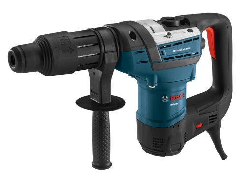 Bosch 1-9/16-Inch SDS-Max Combination Rotary Hammer RH540M, Blue