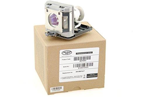 Alda PQ Referentie, lamp vervangt AN-MB70LP, AH-35001 voor Sharp XG-MB70X projectoren, beamerlamp met behuizing