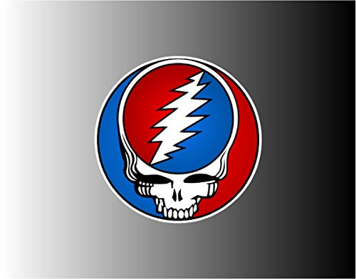 Grateful Dead - Mini Steal Your Face - Sticker/Decal