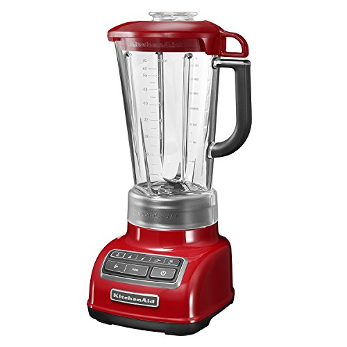 KitchenAid 5KSB1585 Blender, 615 W, 1.75 liters, Rouge