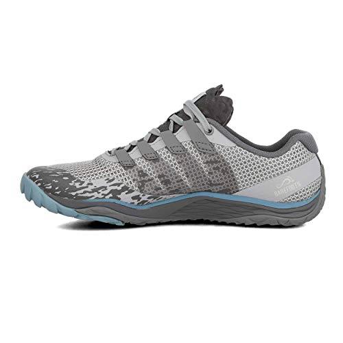 Merrell Women's Trail Glove 5 Sneaker, paloma, 08.5 M US