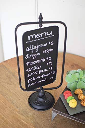 pizarra menu fabricante Kalalou