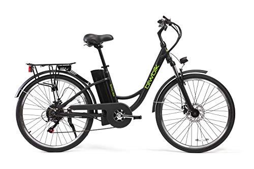 BIWBIK Elektrische fiets, Sunray 200 accu Li-Ion 36 V 10 Ah