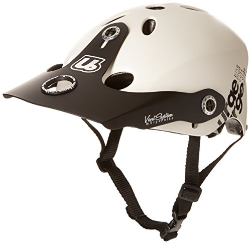 Brooks Erwachsene Fahrradhelm All-M, mat white, S/M (54-57 cm), 32020020