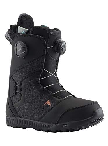 Burton - Boots De Snowboard Felix Boa Black - Femme - Taille 23 - Noir