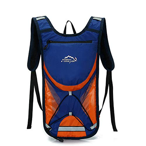 CMZ Cycling Backpack 2L Cycling Bag Outdoor Backpack Cycling Backpack Breathable Ultralight Cross Country Running Water Bag Backpack