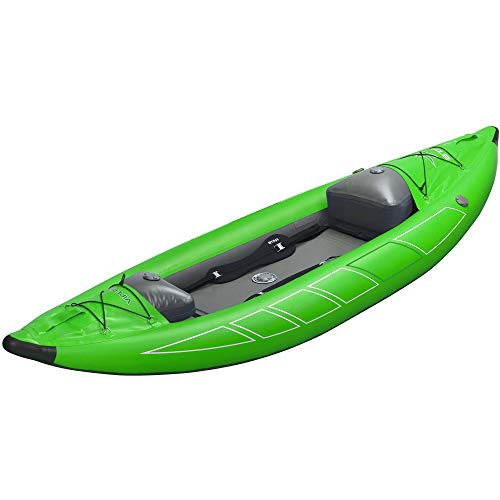 Star Viper XL Inflatable Kayak-Lime