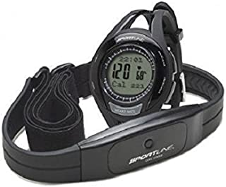 Sportline SP1412BK CARDIO 630 Hear Rate Monitor