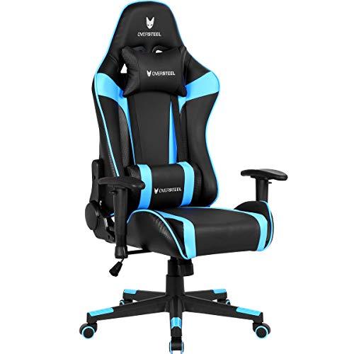 Oversteel ULTIMET - Professional Gaming Chair, Blue