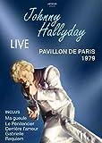 Johnny halliday live au pavillon de paris 1979 [FR Import]