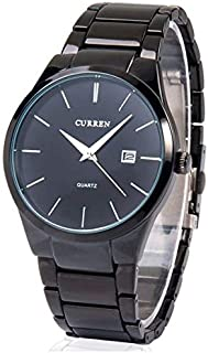Curren for Men Analog Stainless Steel Watch