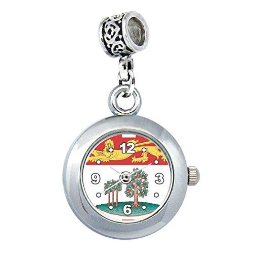 Canada Prinz Edward Island Reloj para el Collar o Pulsera