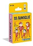 Clementoni - 16172 - 10 Famiglie, gioco di carte per bambini