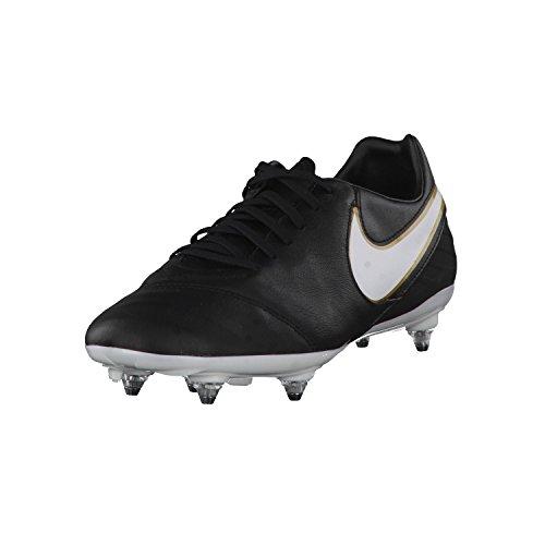 Nike - Botas de fútbol para Hombre, Color Negro, Talla 54