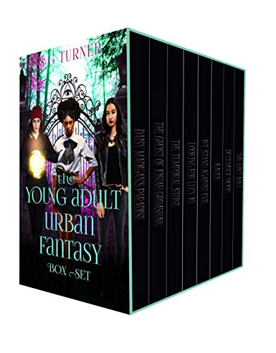 Young Adult Urban Fantasy Boxed Set: Eight books in one
