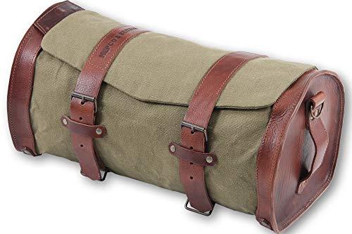 Motorize-HEPCO & BECKER Legacy Rear Bag inkl. 1 Schultergurt und Bodenverstärkung, grün