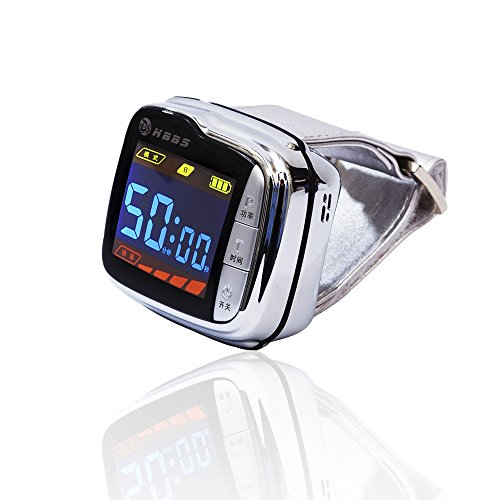 Sale!! Laser Physics Adjuvant Therapy Home Watch of Wrist of Diabetes, Hypertension, Cardiovascular ...