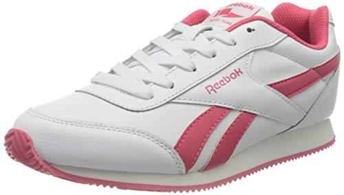Reebok Unisex Kids Royal Cl Jogger 2 V70489 niskie tenisówki, Biały biały V70489-21 EU