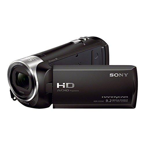 Sony HDR-CX240E HD Flash Full Bild