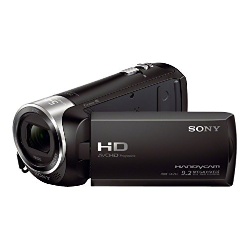 Sony HDR-CX240E Flash Full Bild