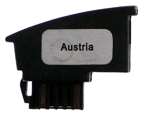 CAGO Handy/Modem at Austria Reisestecker RJ11 (6p4c) auf TDO ID12213