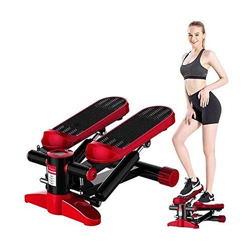 YIBOKANG Stepper ellittico Dimagrante Tapis roulant casa Attrezzature Fitness Ultra-Tranquillo Sport Montagna Arrampicata per Pedale Dimagrante