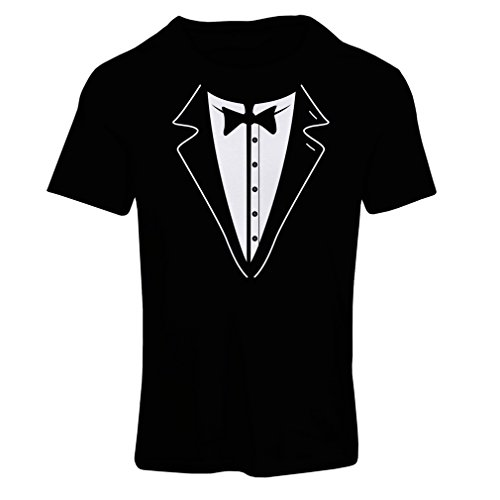 lepni.me N4590F Camiseta Mujer Gran Jefe (Medium Negro Multicolor)