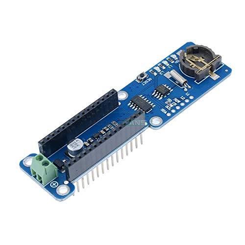 Nano V 3.0 3,0 Data Record Logging Shield Modul für Arduino Nano Recorder 3.3 V mit SD Card Interface Modul RTC Real Zeituhr