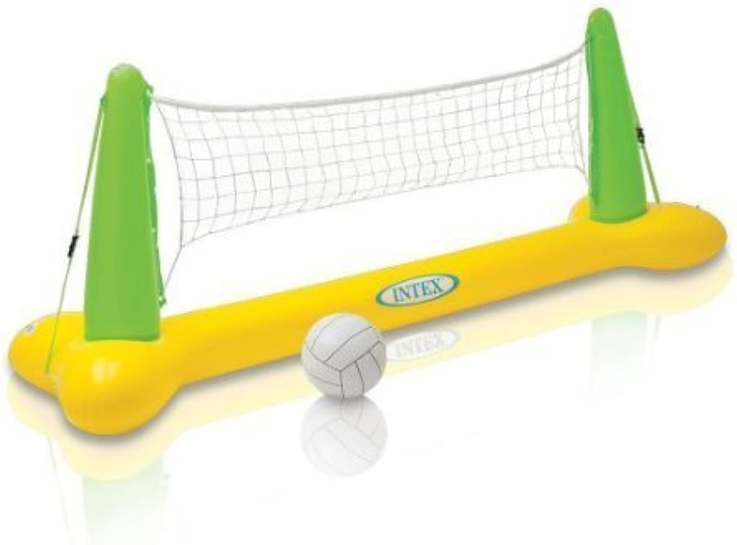 Intex Recreation Pool Volleyball Game, Age 6+ by Shipodin