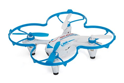 Gravit Micro Vision 2.4GHz Quadrocopter RTF mit HD-Camera