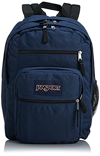 Jansport Big Student Classic / Navy Backpack