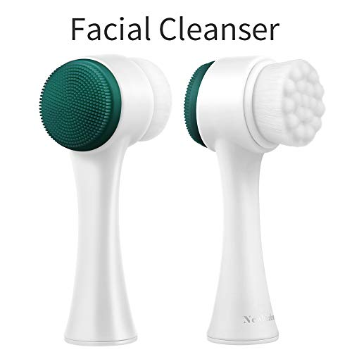 The Nebealer Facial Steamer Before After