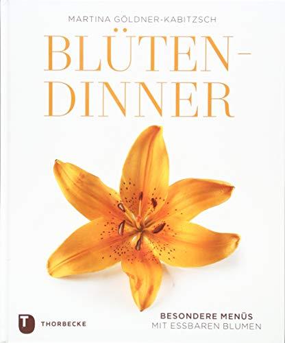 Blüten-Dinner: Besondere Menüs mit essbaren Blumen