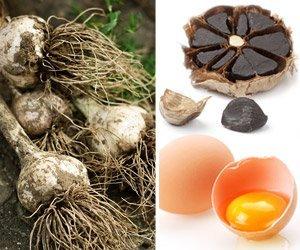 オーガランド[ogaland]黒にんにく卵黄[90カプセル/約3ヶ月分](青森産国産黒にんにく使用)S-アリルシステインビタミンCサプリメント