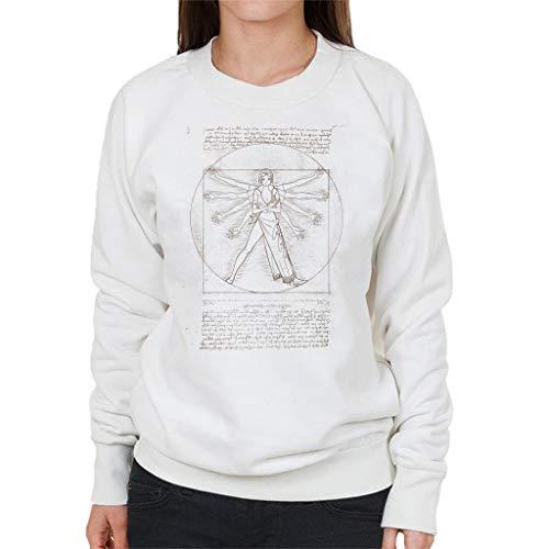 Vitruvian Nico Robin One Piece Women's Sweatshirt