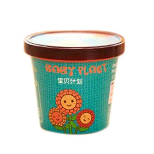 1pcs Mini Creative pot plants de tomates chili graines de tournesol et plantes de légumes plante miniature jardin maison cadeau bébé en pot de chrysanthèmes