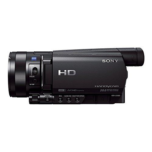 Sony Handycam HDR-CX900E - Videocámara de 14.2 MP (Pantalla de 3.5