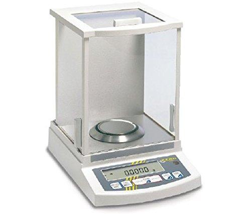 Kern ABS-ABJ Analítico báscula, Kern ABS-ABJ Analítico escala: ABS 120-4