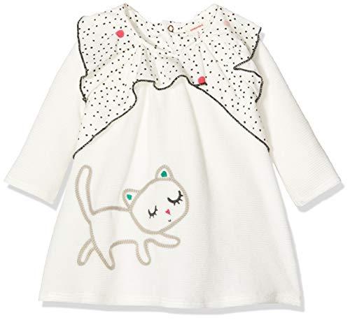 Catimini Cp30031 Robe Vestido, Marfil (Ivory 12), 12-18 Meses (Talla del Fabricante: 18M) para Bebés
