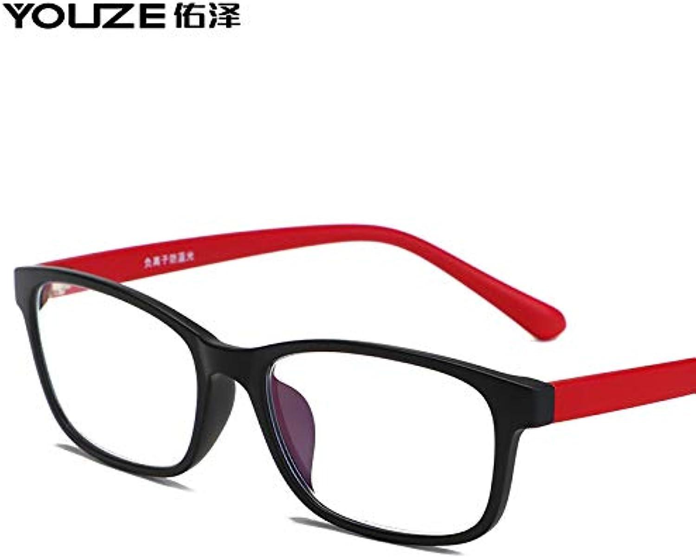 Nerd Brille Damen Ohne Stärke Energie-Handy-Brille Spar Uv-Schutz Energie-Handy-Brille Rechts Gesundheit, Schwarz Und Weiß B07Q877KNF Elegante Form | Kostengünstig