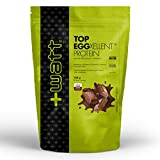 +Watt Top Egg Eggxellent Protein, Proteine Da Albume D'Uovo Con Aggiunta Di Vitamina C, E, B1, B2 e B6 (Cacao)