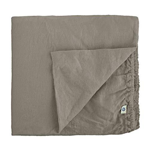Linen & Cotton -   Weicher Griff
