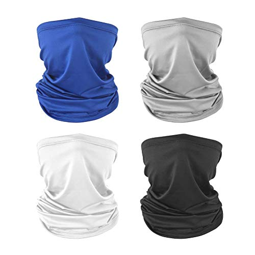 all of the best neck gaiters to buy for 2021 Neck Gaiters Face Mask Sport Neck Gaiter Magic Face Cover Scarf for Men & Women