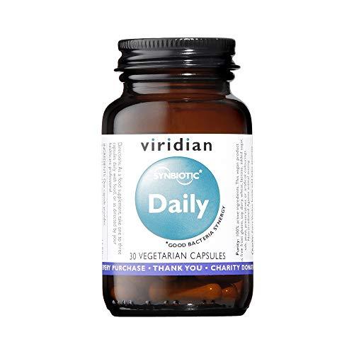Viridian Synbiotic Daily - 30 Vegicaps