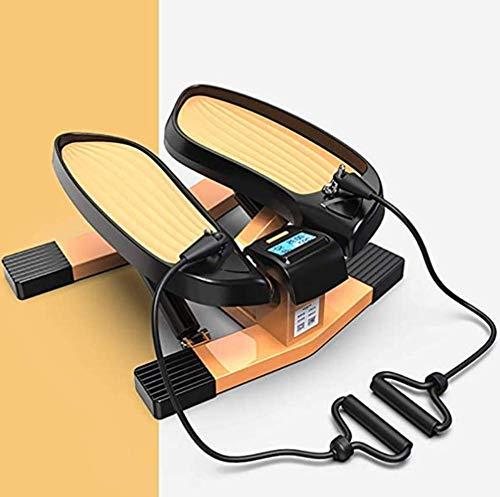 Phil Beauty Fitness-Training Stepper, Aerobic Step-Plattform Multifunktionale Laden Sie 150 Kg Mädchen Gewichtsverlust Maschine Mute Ofenrohr Abnehmen Fitnessgeräte,47X40x22cm