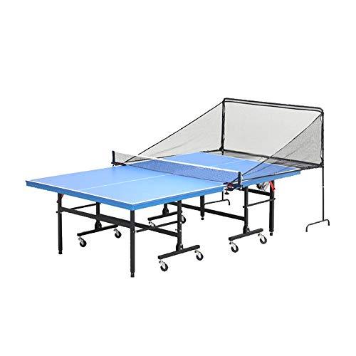 RSGK - Red de ping pong (reciclaje automático, apta para cualquier raspador de tenis de mesa)