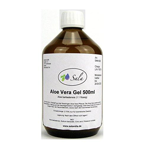 Sala Aloe Vera Gel 1:1 pur flüssig 500 ml