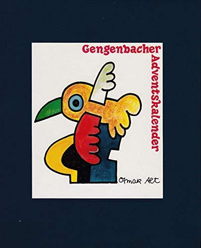 OTMAR ALT - Der Gengenbacher Adventskalender - Ein Geschenk- und Erinnerungsbuch