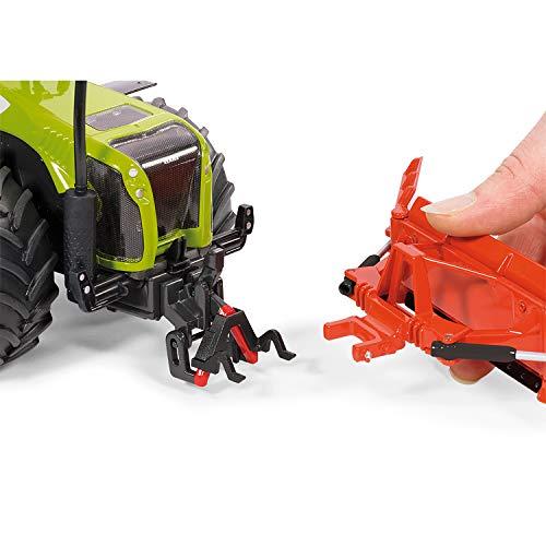 RC Auto kaufen  Bild 4: SIKU 2467, Maisschiebeschild, 1:32, Metall, Orange, Ideale Ergänzung zu SIKU Traktoren im gleichen Maßstab*